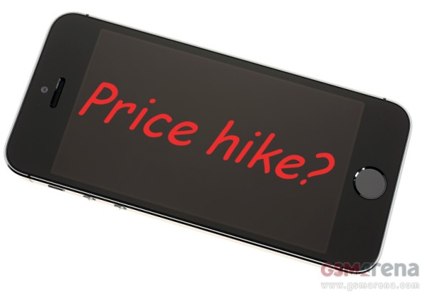 iPhone 6订单可能导致其他OEM的10%价格