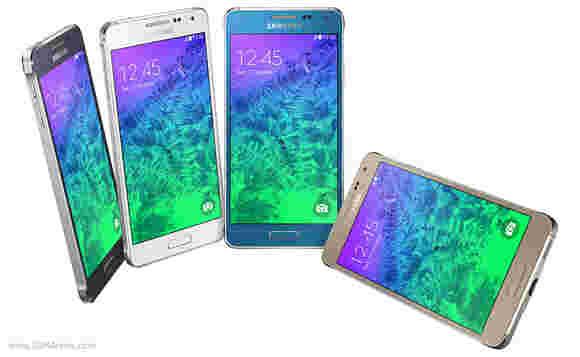 三星Galaxy Alpha英国预购于8月28日推出