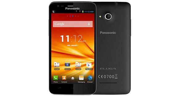 Panasonic eluga在印度发射了5英寸的IPS显示屏