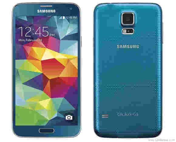 全蓝色三星Galaxy S5于8月17日在美国