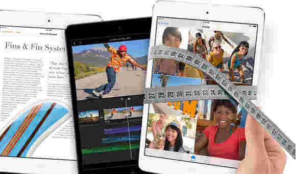 下一个iPad Mini获取Air Moniker,稀释剂30%