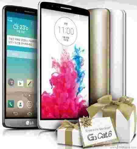 LG G3 Prime在7月25日在韩国推出