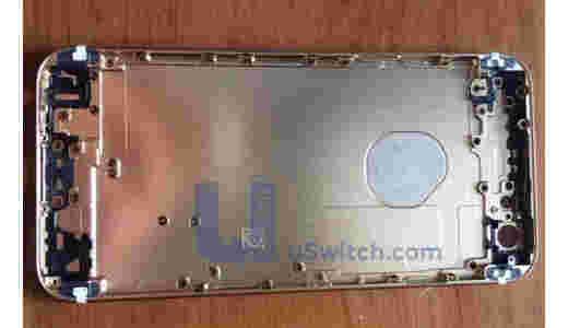 iPhone 6可以使用Apple Logo作为通知灯