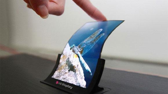 新的生产方法承诺更便宜的柔性OLED屏幕