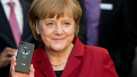 德国部门购买20,000名黑莓手机弥补NSA
