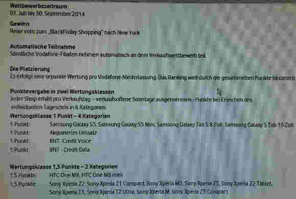 索尼XPERIA Z3和Z3紧凑型在9月份的商店