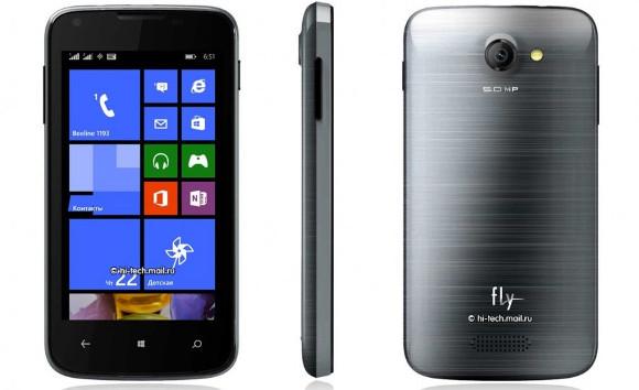 Fly ERA Windows Phone传闻令人叹息仅价为111美元
