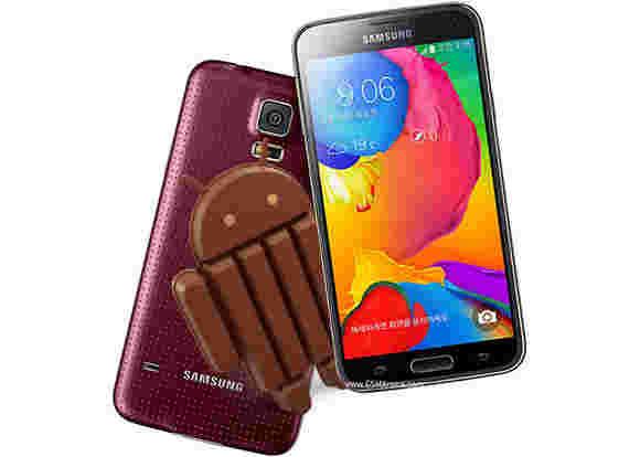 欧盟Galaxy S5 LTE-A固件泄漏,迫在眉睫
