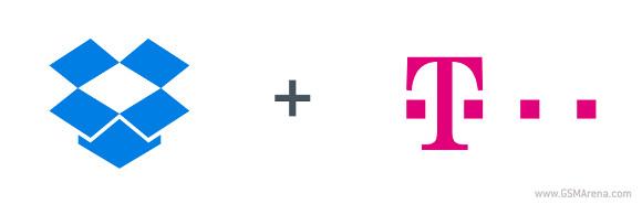 Dropbox将被欧洲的T-Mobile预装