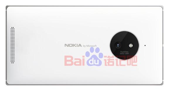 诺基亚通过Microsoft品牌发现Lumia 830