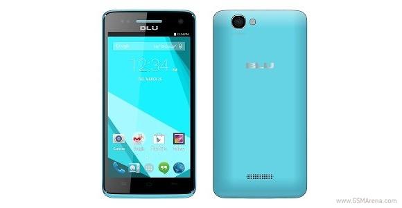 Blu产品推出了一大四个经济实惠的工作室智能手机