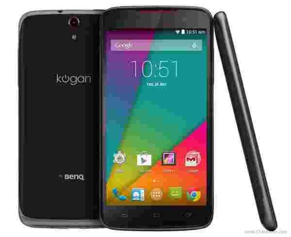 Kogan在英国推出了低成本的Agora 4G