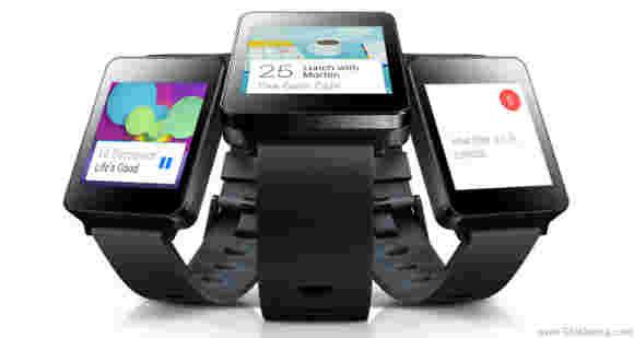 LG G手表2出现在IFA上用OLED屏幕