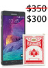 Sprint Cuts Galaxy Note 4预购价格至300美元