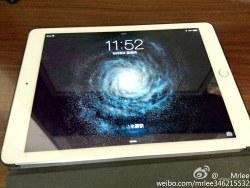 时间刚刚好:Apple iPad Air 2图像泄漏