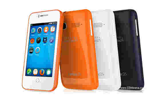 Alcatel OneTouch Fire C与Firefox OS在印度发射