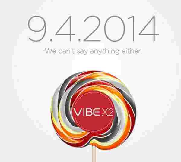 Lenovo Ifa活动邀请戏弄Android L-Tranning Vibe X2