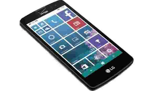 LG的新Windows手机据说下周销售