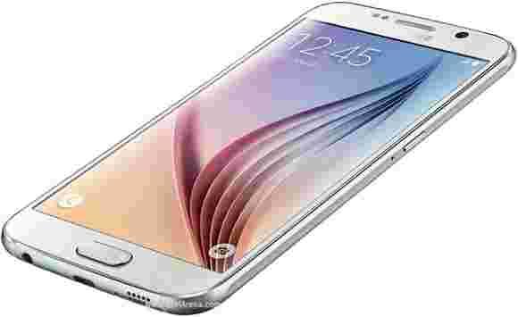 AT&T Galaxy S6接收神秘的更新