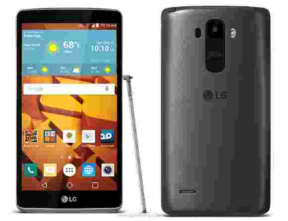 LG G Sydo现在在Boost Mobile中出来,在6月来Sprint