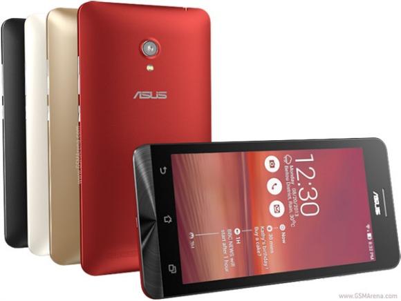 华硕Zenfone 4,5和6最终接受Android棒棒糖