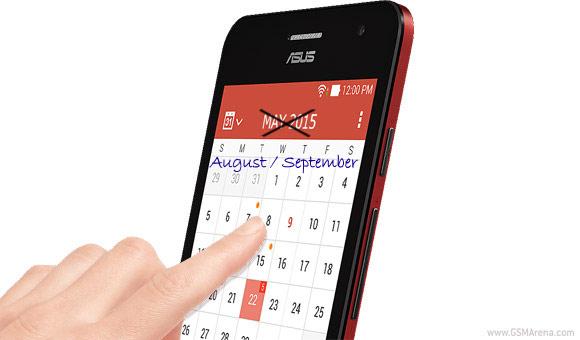华硕Zenfone 5的棒棒糖5延迟了3-4个月