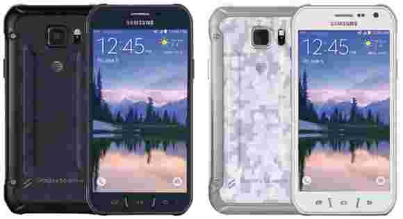 按Samsung Galaxy S6的图像显示在Twitter上