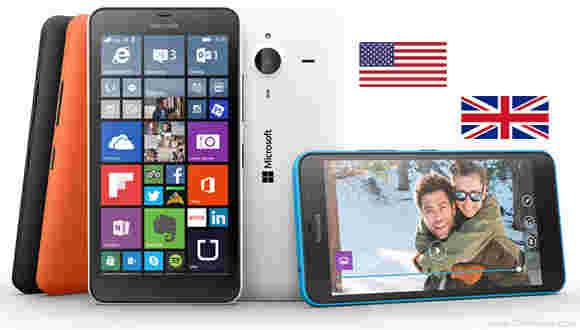 MicrosoftStore.com现在提供解锁的Lumia手机