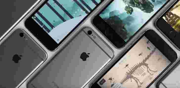 全新的iphone 6广告的Duo Live