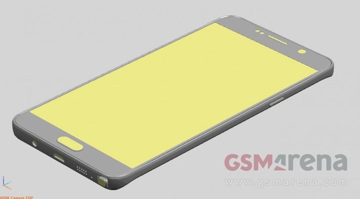 新报告声明Galaxy Note 5将不会有自动弹出的笔
