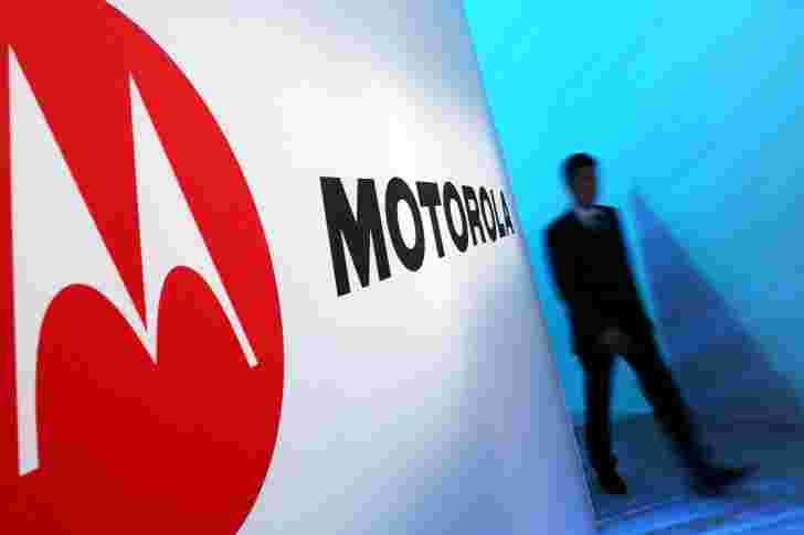 摩托罗拉可以在印度设立生产单位