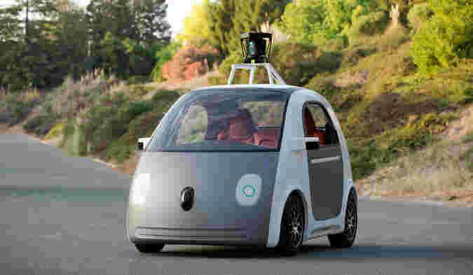 据报道,谷歌与福特与大规模生产自驾车合作