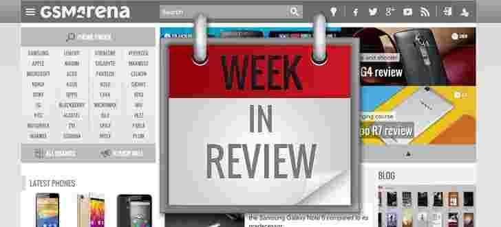 第51周审查:小米MI 5,Lumia和三星谣言