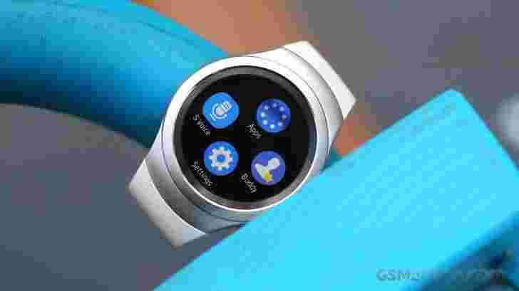 Samsung Gear S2在美国获得100美元的折扣