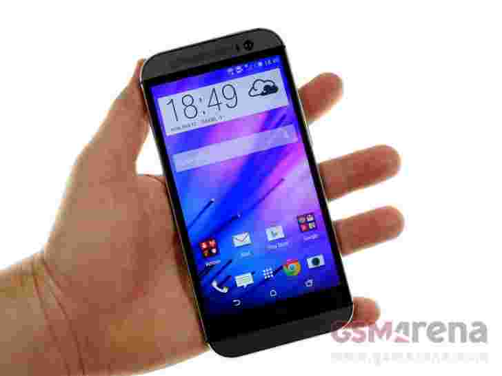 Verizon和T-Mobile HTC One(M8)单位现在正在接收Android棉花糖