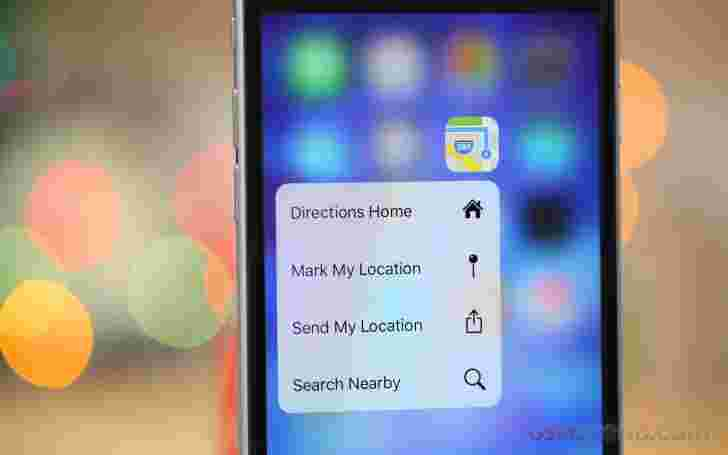 Apple呼吁侵犯版权侵权行为3D触摸