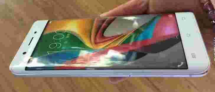 Vivo xplay 5具有6GB的RAM在更多实时图片中泄漏,拖曳的规格