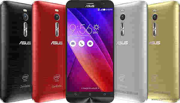 新的华硕Zenfone 2更新带来了Android的工作支持