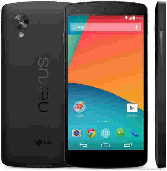 LG制作的Google Nexus 5现在只需140美元即可