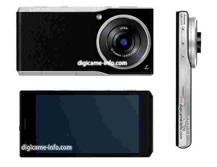 Panasonic Lumix DMC-CM10 Android相机明天去官方[更新]