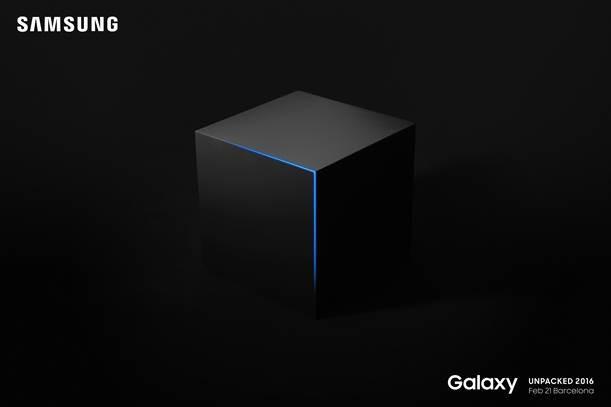 这是官方的:三星在2月21日揭示了Galaxy S7