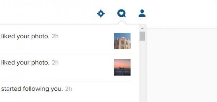 Web Instagram获取探索和通知