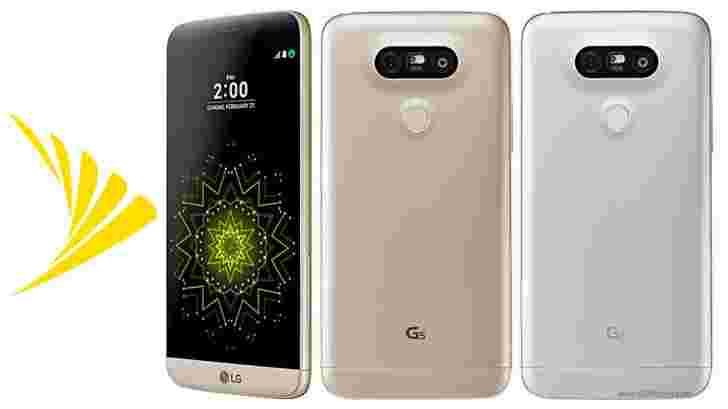 Sprint LG G5预订前往3月24日在4月1日的推出