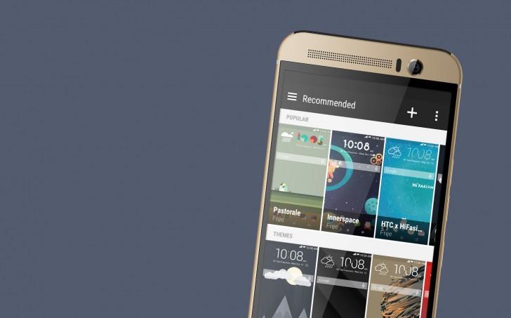 HTC One M9 + Prime Camera Edition与Mediatek Helio X10 SoC,5.2英寸显示屏进行官员