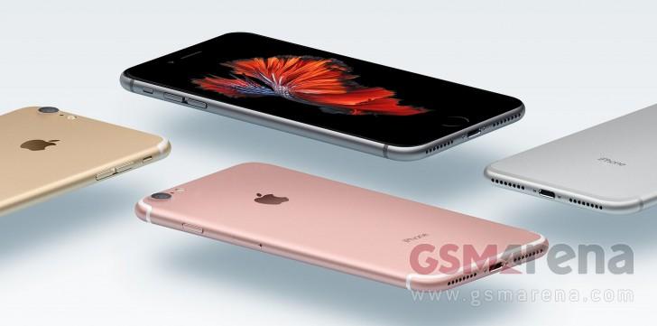 独家的:Apple iPhone 7渲染出现