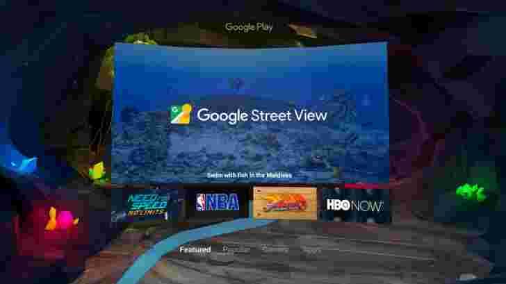 谷歌宣布了Daydream,一个内置于Android的VR平台