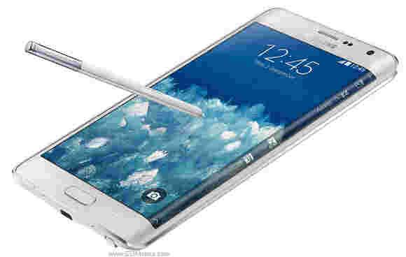 Verizon Galaxy Note Edge开始获取棉花软手术