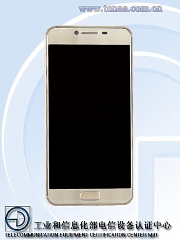 三星Galaxy C5带Octa核心CPU和5.2英寸显示屏清除Tenaa