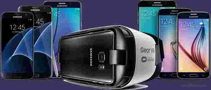 三星为6月19日之前购买Galaxy智能手机的每个人提供免费齿轮VR耳机