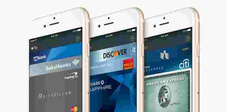 Apple Pay在美国增加了30多个新的支持银行和信用卡